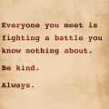 be kind1